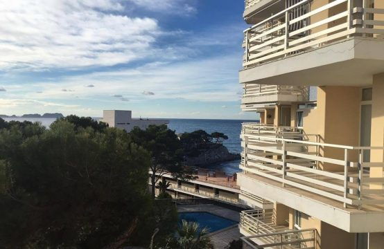 Strand-Apartment in Paguera