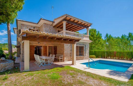 Paguera Villa with 2 Units