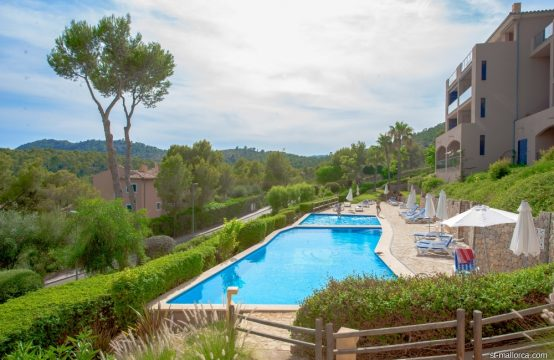 Moderne grosse Ferienwohnung in Cala Fornells
