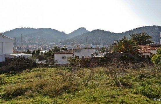 Grundstück beim Club de Vela in Puerto Andratx