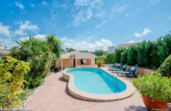 Fincahaus mit Pool und Garten in Costa de la Calma