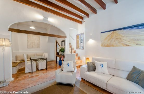 Renovated Majorcan village house in Andratx