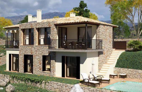 Wunderschönes Haus -Neubau- mit Panorama-Meerblick in Galilea