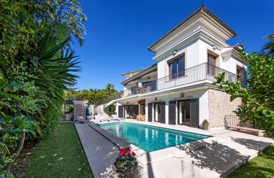 Dream villa in the heart of Puerto Andratx