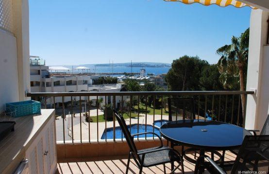 Apartamento con vistas al mar en Puerto Portals