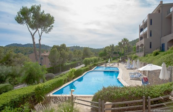 Sold with us!    Modern Seaview Apartment in Cala Fornells