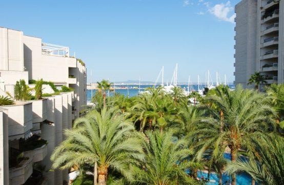Ätico de lujo con vistas al mar en Palma de Mallorca