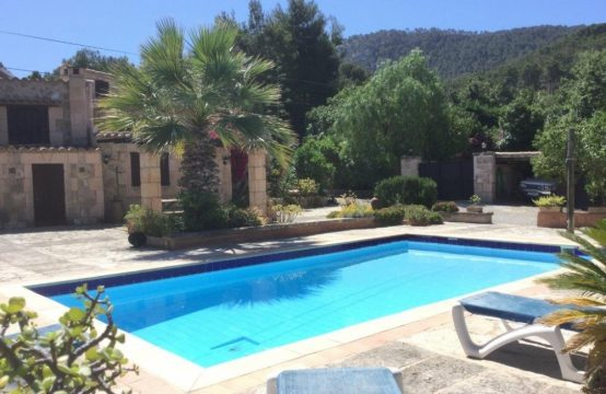 Port Anxdratx Finca with Pool in walking distance