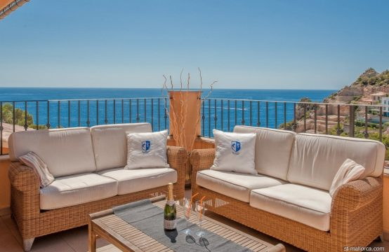 Top Meerblick Penthouse in Port Andratx