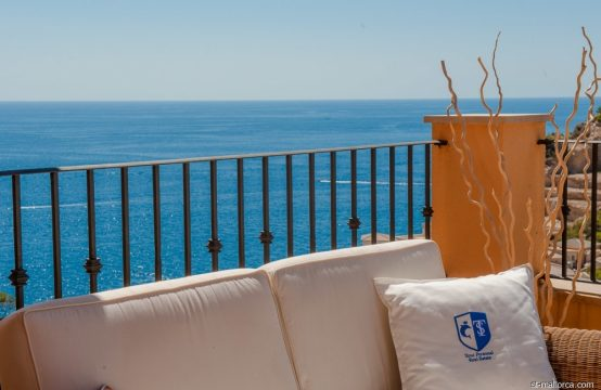 Top Sea view Penthouse in Port Andratx