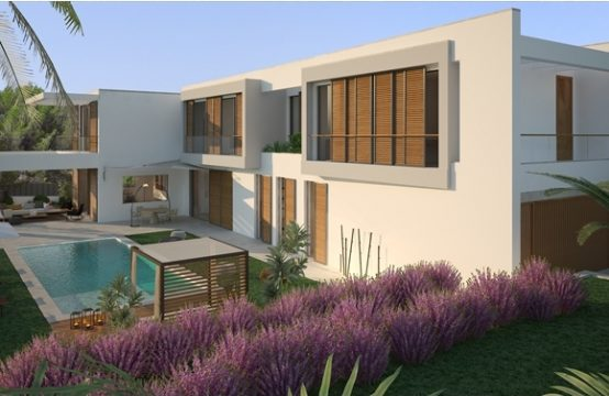 Solar with project to build a luxury villa in Santa Ponsa