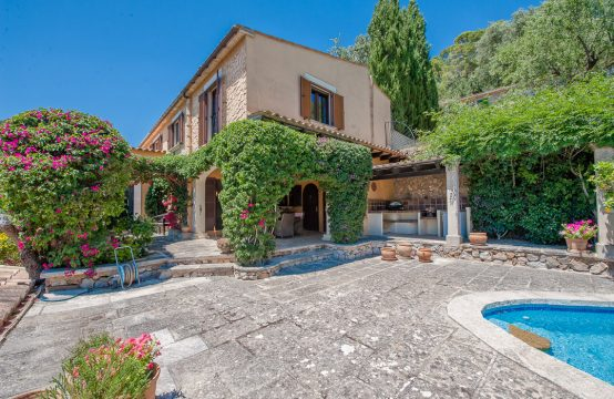 Charming finca with Pool near Andratx