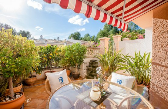 Bright Townhouse in Paguera