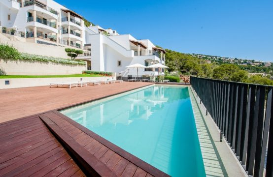 Moderno, lujoso Apartamento con vistas al Puerto de Andratx