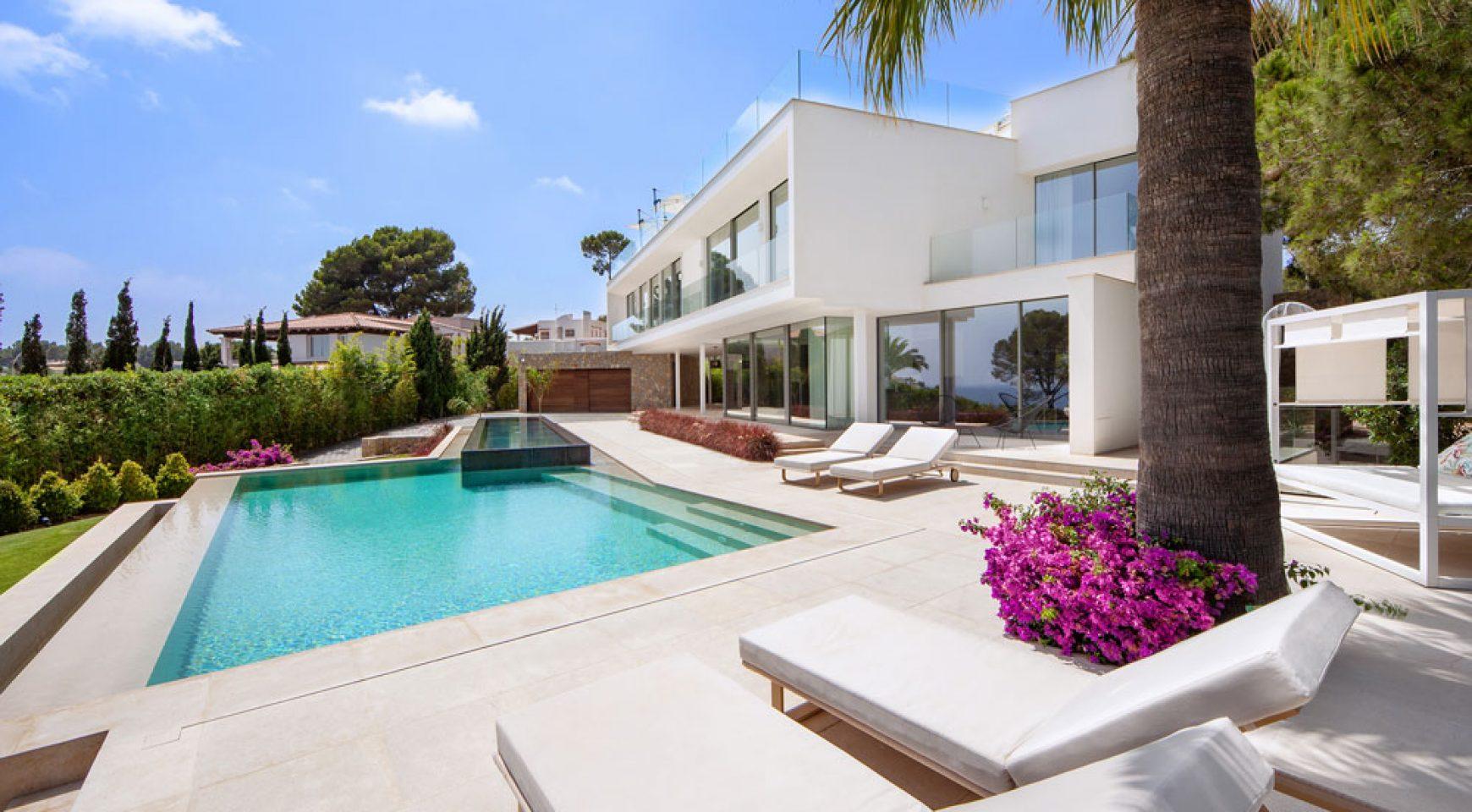 Moderne Meerblick-Villa in Sol de Mallorca – st mallorca