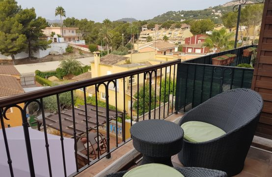 Very nice terraced house in Paguera