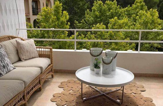 2 Schlafzimmer Apartment mit Strandnähe in Paguera