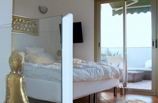 Moderne Maisonette-Wohnung in Palma