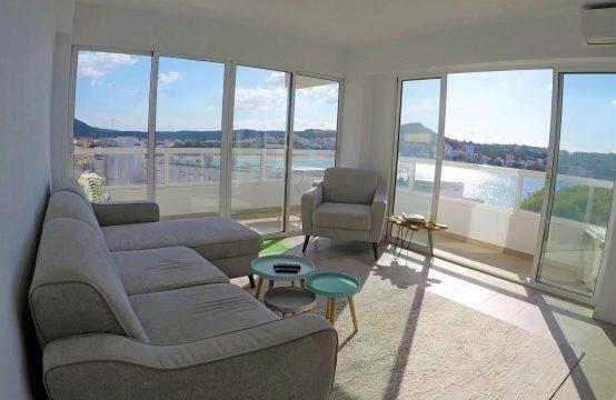 Modernes Studio mit Meerblick in Santa Ponsa