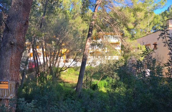 Baugrundstück für Einfamilienhaus in Paguera