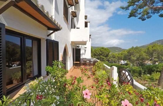Schönes Apartment mit großer Terrasse in Puerto Andratx