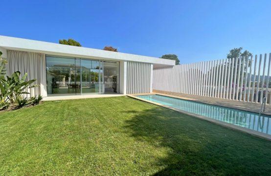 Santa Ponsa: Impressive modern villa for first occupancy