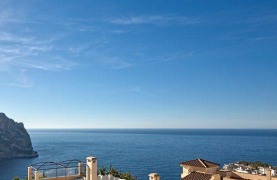 Puerto Andratx: Luxusapartment mit fantastischem Meerblick