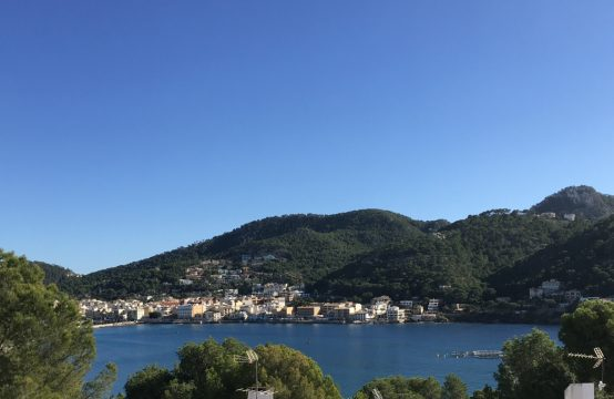 Puerto Andratx: Renovated apartment with stunning views over the port