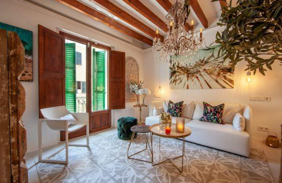 Palma, Santa Catalina beautiful apartment in a top location