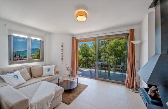 Camp de Mar: New penthouse in Mediterranean community