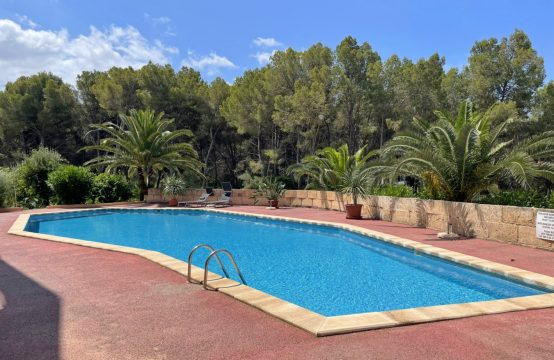 La Romana- Paguera: Nice, quiet apartment within walking distance of the beach and the boulevard