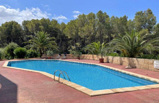 La Romana- Paguera: Bonito y tranquilo apartamento a poca distancia de la playa y del bulevar